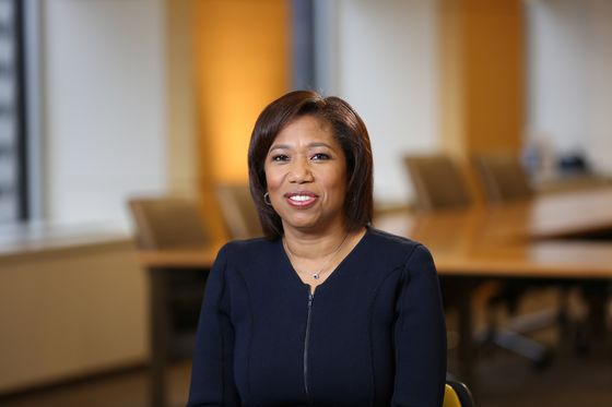 Columbia Investment Chief Blazes Trail Close to Her Harlem Roots