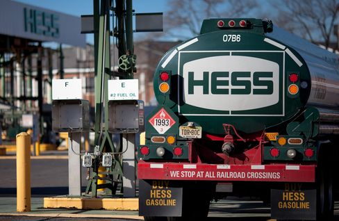 Hess Said to Begin Sale Process for Oil-Terminal Network