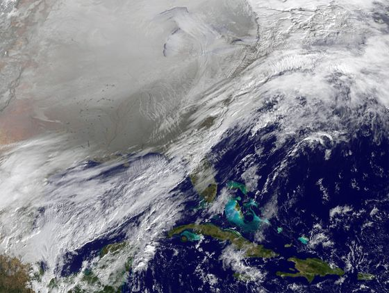 As Polar Vortex Stirs, Deep Freeze Threatens U.S. and Europe
