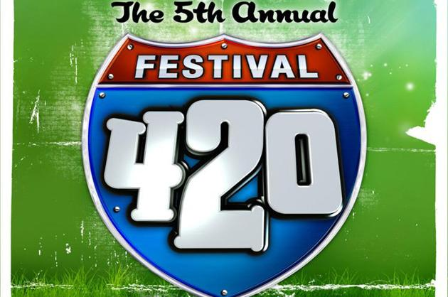 Festival 420, $35, $40, and $45/ticket