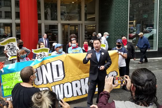 Undocumented Workers Who PowerNew York's Economy Finally Get Pandemic Aid