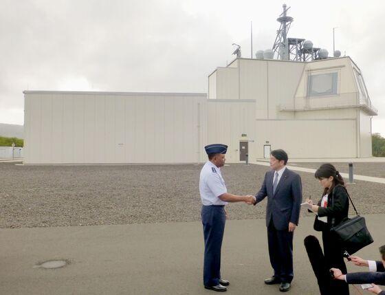 North Korea Missile Shield Fuels Japan's Biggest Defense Increase Since 2014