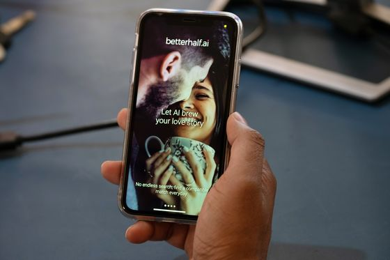 Millennials in India Are Turning to Algorithms for Love
