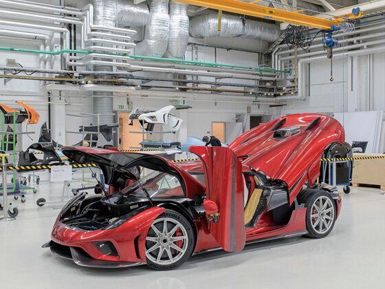 The Swedish Supercar Maker Aiming to Fight Ferrari at 249 MPH