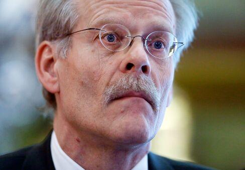 Sweden Central Bank Governor Stefan Ingves.