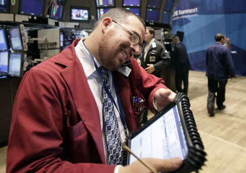S&P 500 Poised for Biggest Gain in a Month