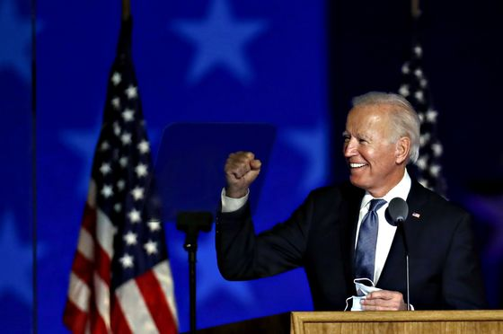 Biden Tightens Hold on Race as Trump Hopes for Court Victories