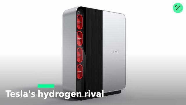 Tesla's Hydrogen Power-Source Rival