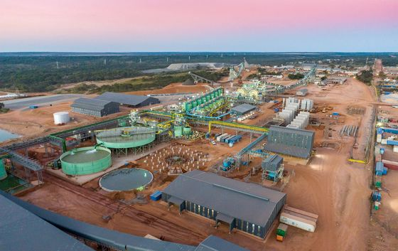 BHP Discussing Congo Copper Deal in Shift of Strategy