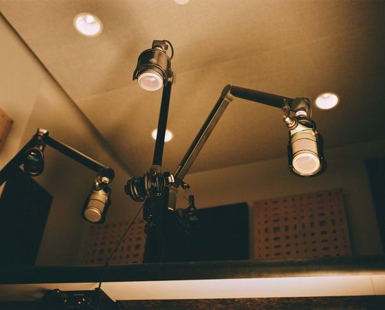 Everybody Makes Podcasts. Can Anyone Make Them Profitable?