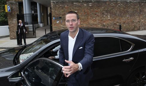 News Corp.'s chairman for Europe and Asia, James Murdoch