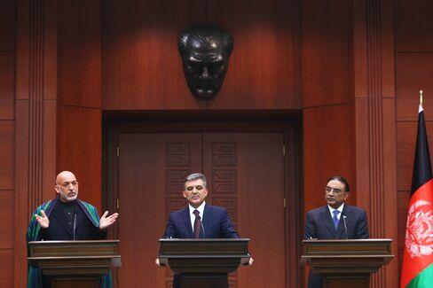 Karzai Gul Zardari
