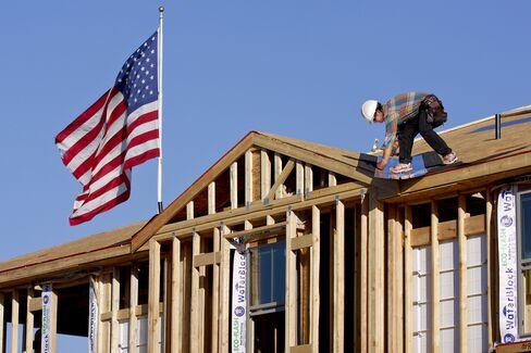 Builders Began Work on Fewer U.S. Houses December