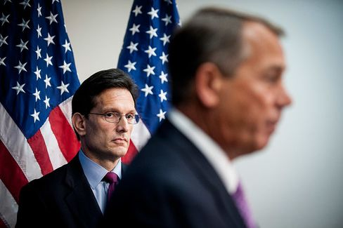 Eric Cantor Previews the GOP's Argument on Economic Mobility