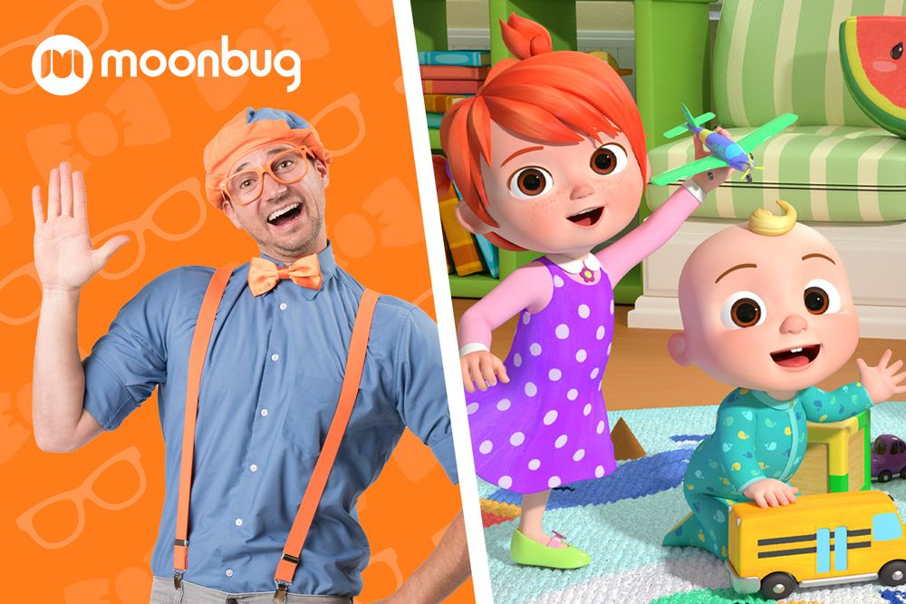 Blippi Cocomelon Purchased By Kids Media Giant Moonbug Bloomberg