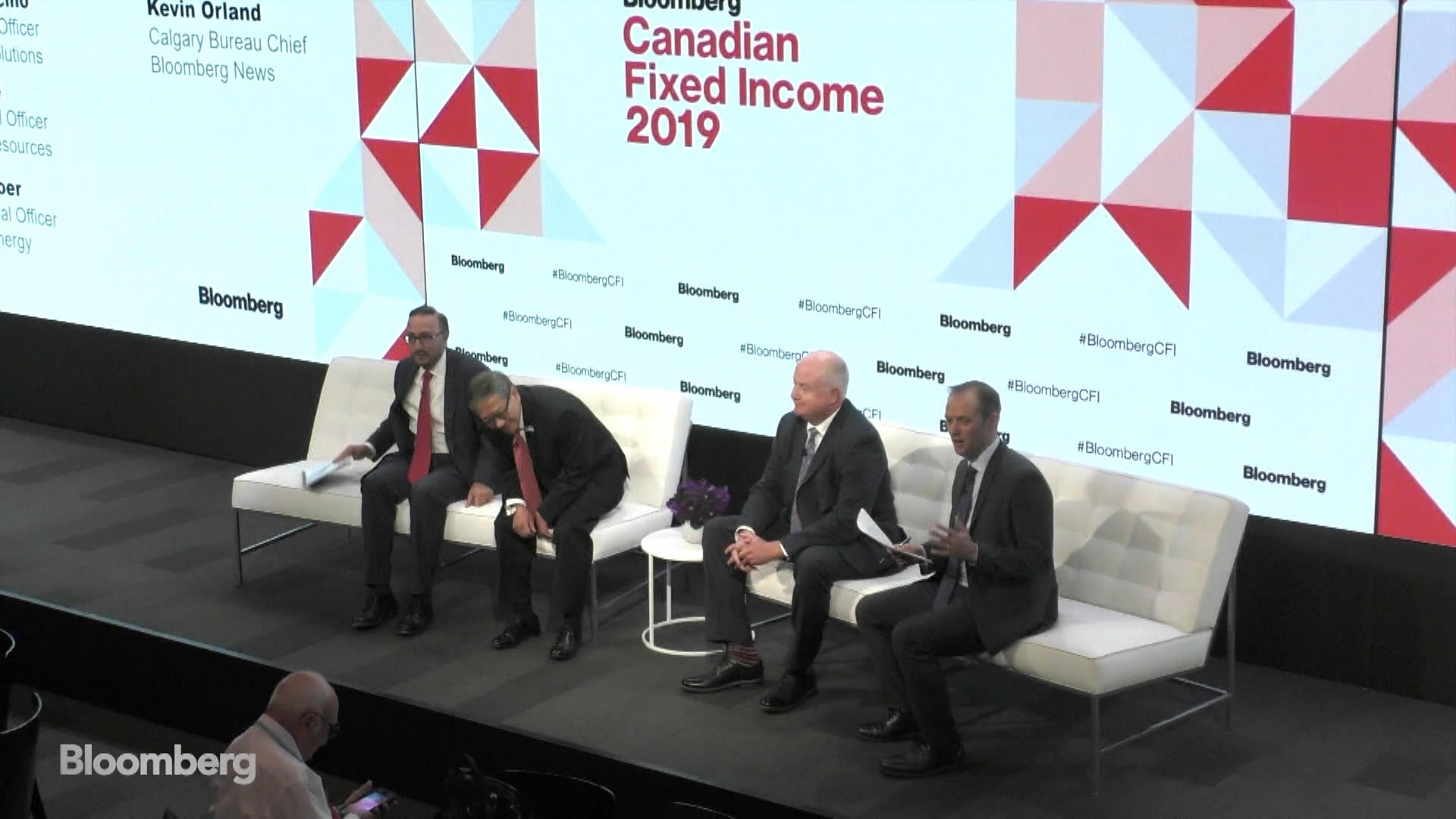 Canadian CFOs on the View from the Energy Patch