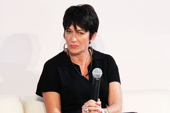 Ghislaine Maxwell Is Also Under Investigation in U.S. Virgin Islands