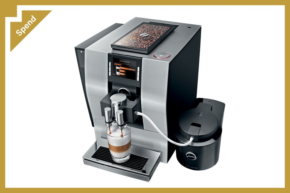 Jura Z6 Home Espresso Machine Review Luxury Coffee Maker Bloomberg
