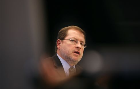 Norquist Says View of Tax Vote for 98% Depends on Context