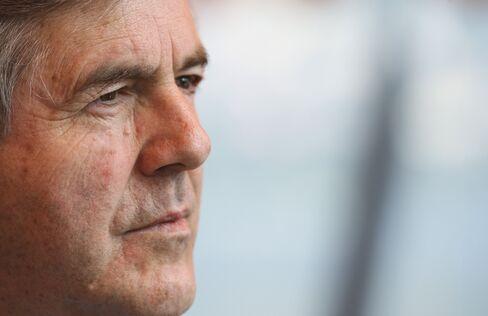 Deutsche Bank AG CEO Josef Ackermann