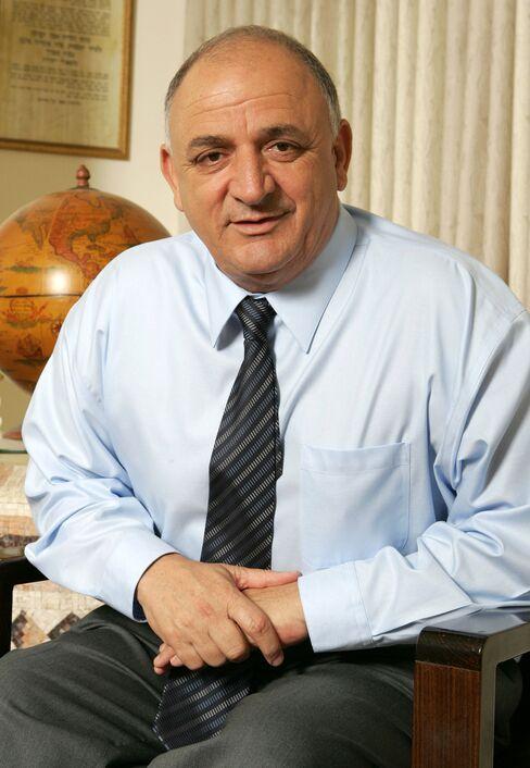 The Israeli billionaire, Isaac Tshuva