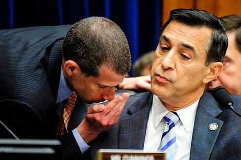 Darrell Issa's IRS Investigation Is Falling Apart