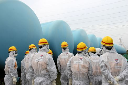 Tepco's 'Whack-a-Mole' Means Government Takes Over in Fukushima