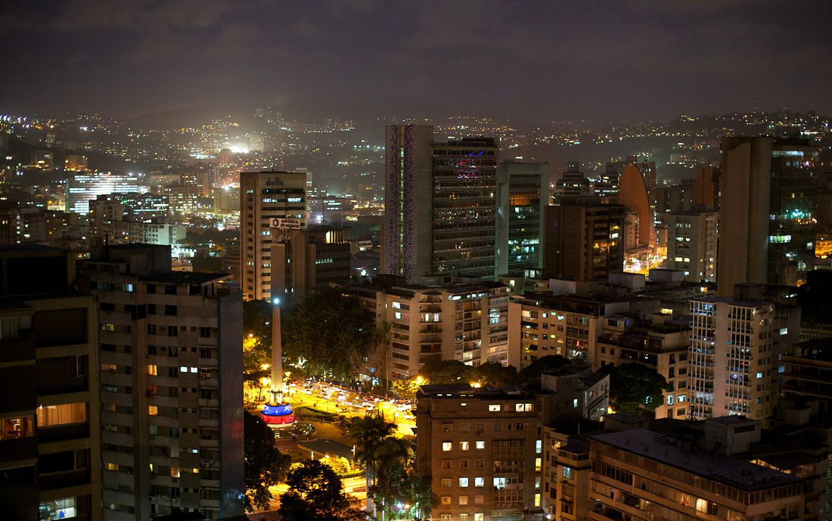 There's a Crypto-Mining Machine in Every Home in Caracas