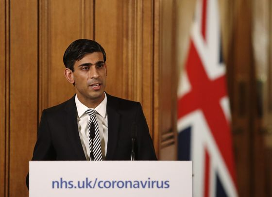 Sunak Announces $930m to Help U.K. Charities Through Lockdown
