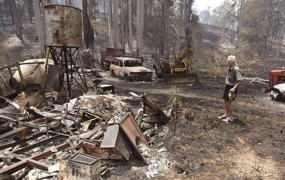 Climate Change Will BringMore Fire Tornadoes to Australia