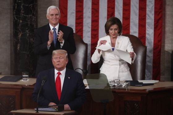 Trump State of the Union Speech Attracts Fewer Viewers Than Last Year