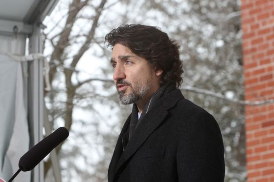 Trudeau Offers Temporary Tax Relief on Canadian Covid Benefits
