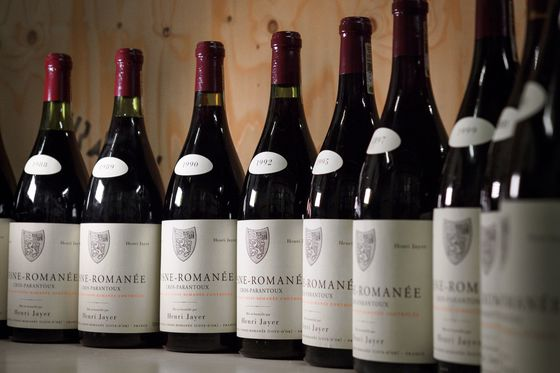 Swiss Wine Upstart Takes on the Old World Auctioneers