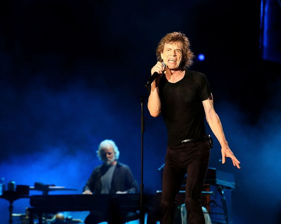 Rolling Stones Piano Man Talks Trump, Trade and Touring