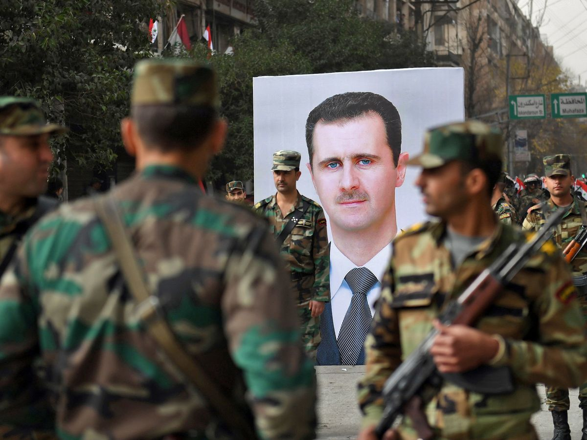 Russia Says Syria Rejects New Constitution Diluting Assad Powers