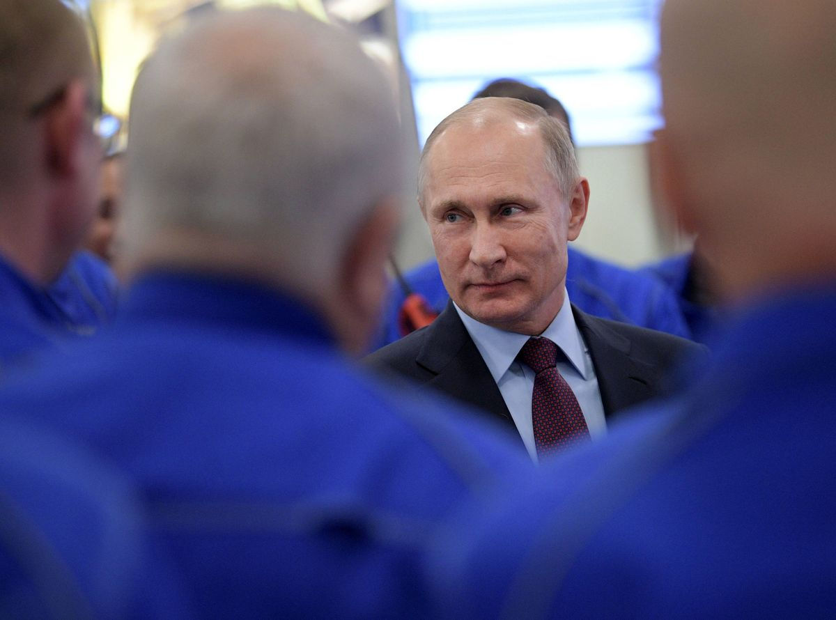 Putin Changes Course on Climate Change: Weekend Edition