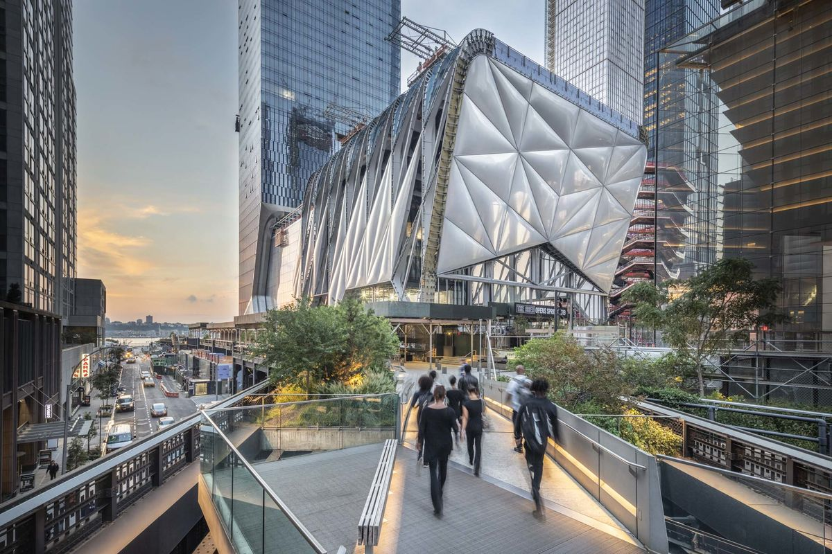 We Cannot Continue To Overlook High >> Nine Buildings We Can T Wait To See This Year Bloomberg