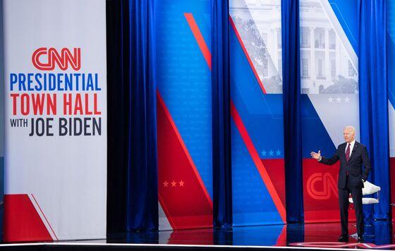 Biden on CNN Gets Smaller Audience Than Normal Night at Fox News