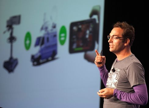 Adi Sideman, the CEO of YouNow, says advertising gets in the way of building community online.