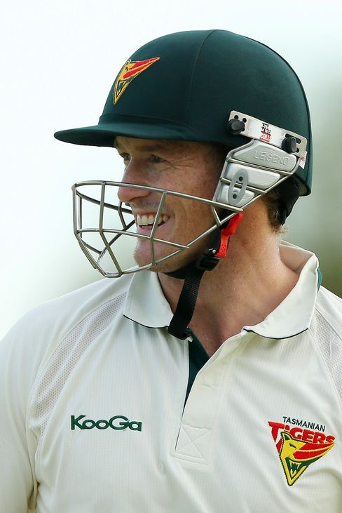 Australia Cricket Batsman George Bailey