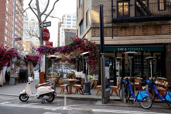 Restaurant Owners Fear Losing $25,000 Outdoor Dining Sheds