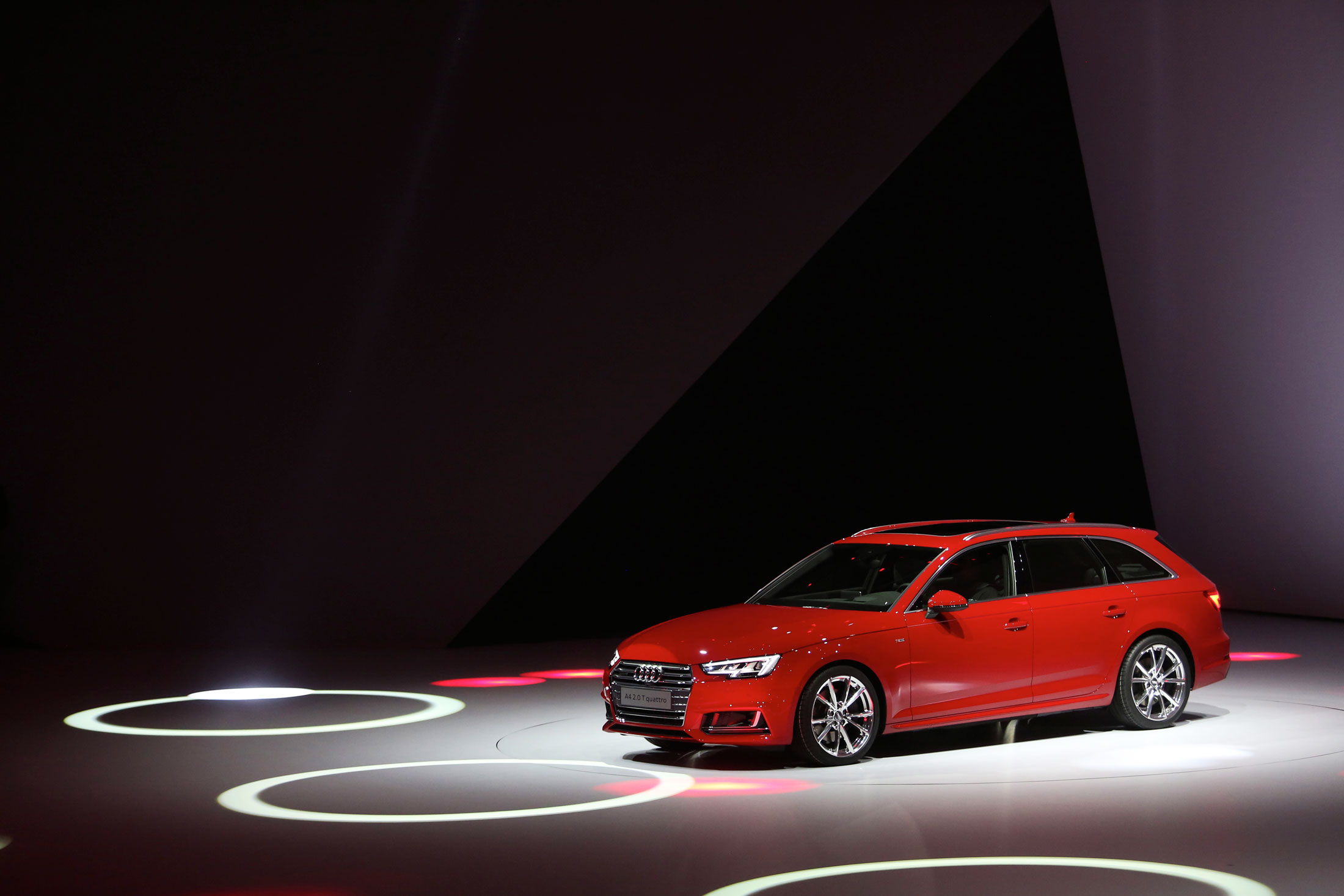 Audi AG A4 T Quattro