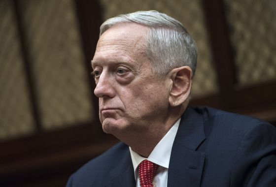 Mattis Isn't Done Yet With Key Tanker, Carrier Decisions Nearing