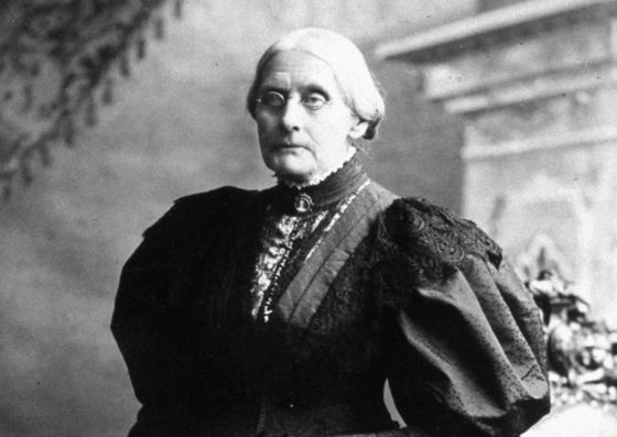Trump Pardons Susan B. Anthony for an Illegal Vote in 1872