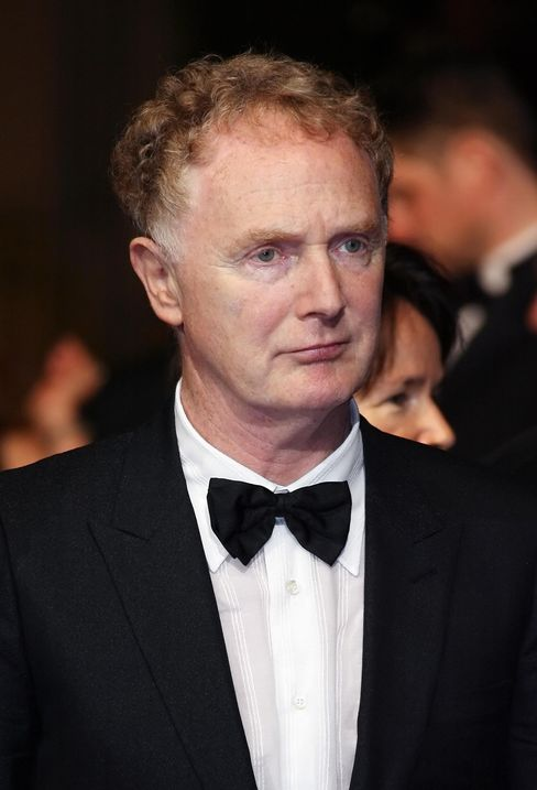 Malcolm McLaren, former manager of the Sex Pistols