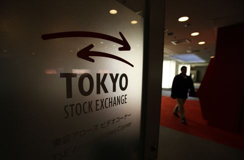 Japanese Stock Index Rises After U.S. Jobs Report