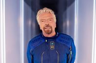 relates to Richard Branson Revives Daredevil Persona at 70 With Historic Space Shot