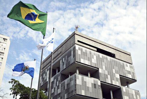 The Petrobras Building, headquarters of Petroleo Brasileiro