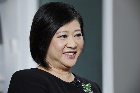 SingTel CEO Chua Sock Koong