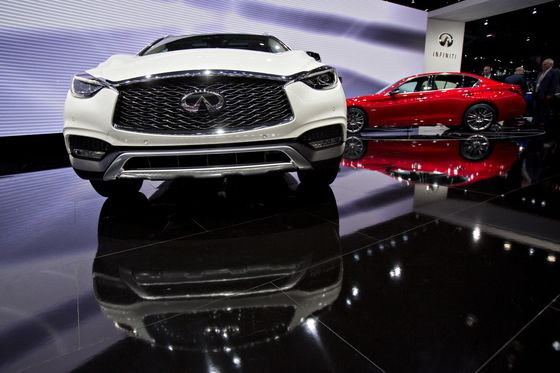 Nissan Deals Fresh Blow to U.K. by Pulling Infiniti From Europe